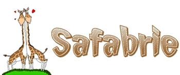 Logo de SAFABRIE